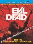 Evil Dead 720p HD Descargar (2013) INGLES Subs ESPAÑOL