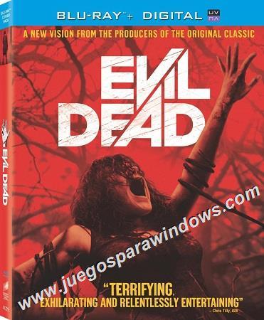 Evil Dead (2013) 720p HD Descargar
