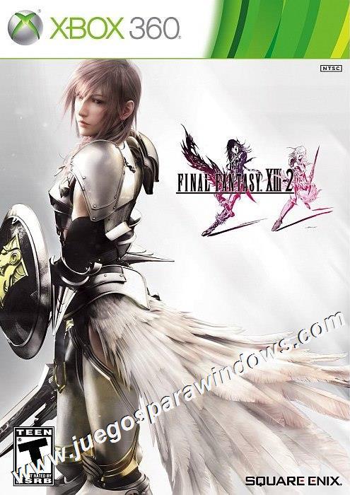 Final Fantasy XIII-2 XBOX 360 ESPAÑOL Descargar