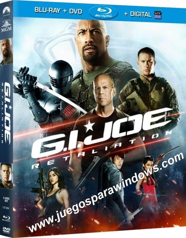 G.I. Joe 2 La Venganza 720p HD Descargar ESPAÑOL LATINO...