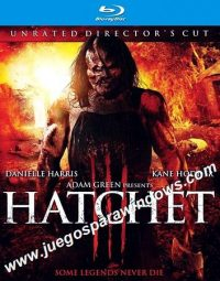 Hatchet III 2013 720p BluRay HD Descargar INGLES Subs ESPAÑOL 44