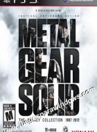 Metal Gear Solid The Legacy Collection ESPAÑOL PS3 Descargar (ANTiDOTE)