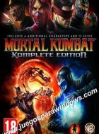 Mortal Kombat Komplete Edition PC ESPAÑOL Descargar Full (FAIRLIGHT)