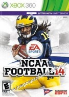 NCAA Football 14 XBOX 360 Descargar (Region NTSC) INGLE...