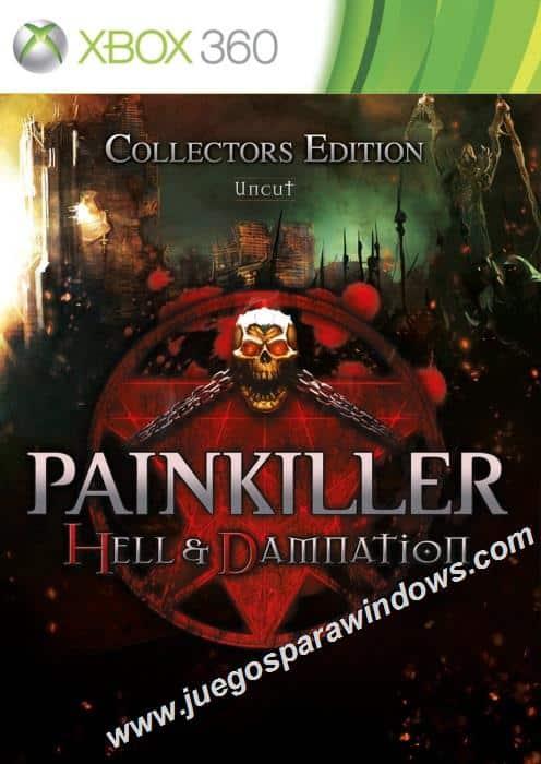 Painkiller Hell And Damnation XBOX 360 ESPAÑOL Descargar