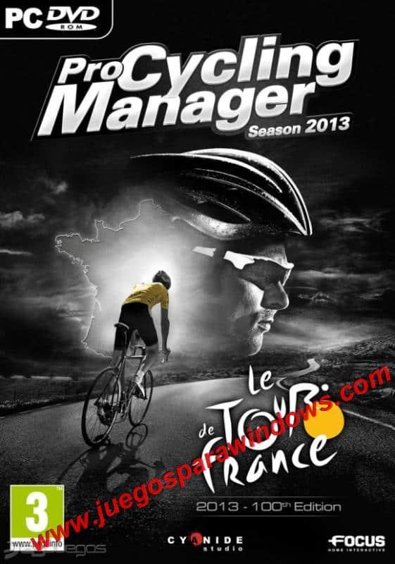 Pro Cycling Manager 2013 PC ESPAÑOL Descargar Full (CPY...