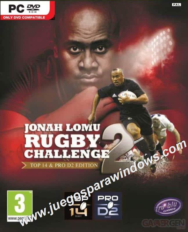Rugby Challenge 2 PC ESPAÑOL Descargar Full (FAIRLIGHT)