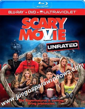 Scary Movie V 2013 720p BluRay HD Descargar I...