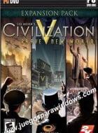 Sid Meier's Civilization V Brave New World PC ESPAÑOL Descargar Full (RELOADED)