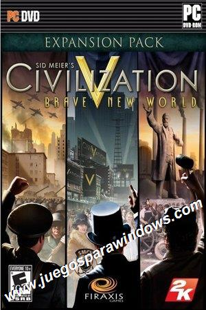 Sid Meier's Civilization V Brave New World PC ESPAÑOL Descargar Full
