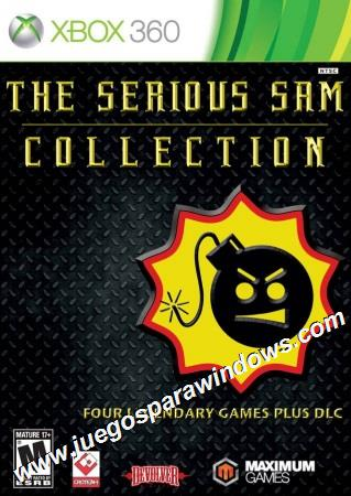 The Serious Sam Collection XBOX 360 ESPAÑOL Descargar Gratis