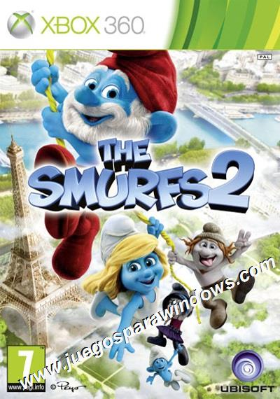The Smurfs 2 XBOX 360 ESPAÑOL Descargar (Regi...
