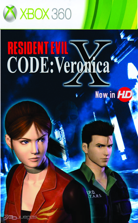 Resident Evil Code Veronica X (RGH/JTAG) ESPA...