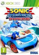 Sonic All Stars Racing Transformed (Region FREE) XBOX 3...