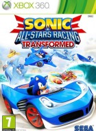 Sonic All Stars Racing Transformed (Region FREE) XBOX 360 ESPAÑOL Descargar Full