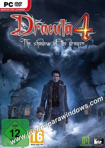 Dracula 4 The Shadow Of The Dragon PC ESPAÑOL...