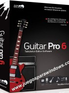 Guitar Pro 6.1.5 PC ESPAÑOL Descargar Full Crea Y Edita Tus Partituras Y Tablaturas Facilmente