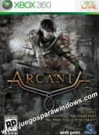 Arcania The Complete Tale XBOX 360 ESPAÑOL Descargar (Region FREE) XGD3 (COMPLEX)