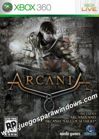 Arcania The Complete Tale XBOX 360 ESPAÑOL Descargar