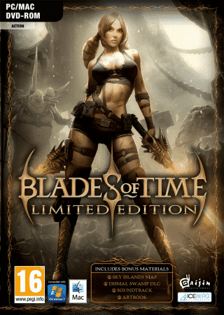 Blades Of Time Limited Edition (PROPHET) PC E...