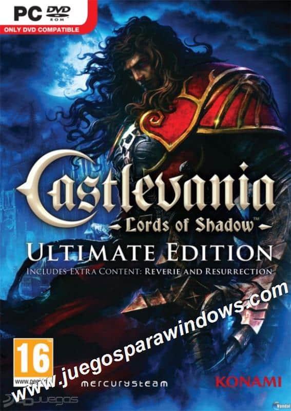 Castlevania Lords Of Shadow Ultimate Edition PC ESPAÑOL Descargar Full
