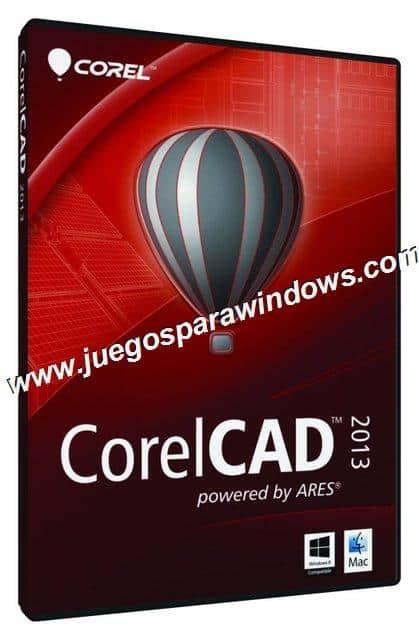 CorelCAD 2013 ESPAÑOL Descargar Full