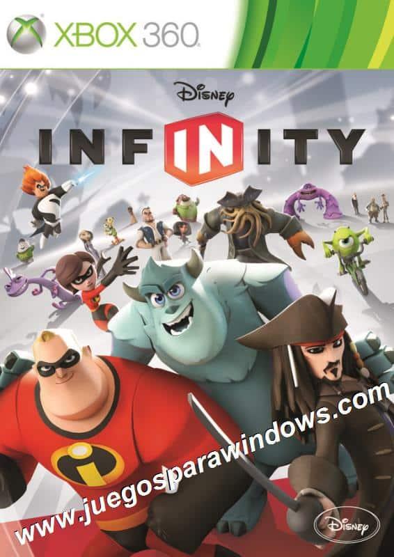 Disney Infinity XBOX 360 ESPAÑOL Descargar