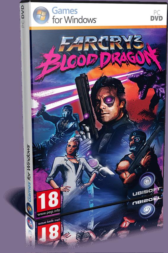 Far Cry 3 Blood Dragon (RELOADED) PC ESPAÑOL Descargar ...