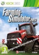 Farming Simulator 2013 XBOX 360 ESPAÑOL Descargar (Regi...