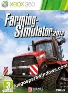 Farming Simulator 2013 XBOX 360 ESPAÑOL Descargar (Region PAL) XGD2 (COMPLEX)