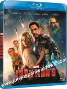Iron Man 3 2013 BRRip 720p HD Dual Español Latino Ingles Descargar