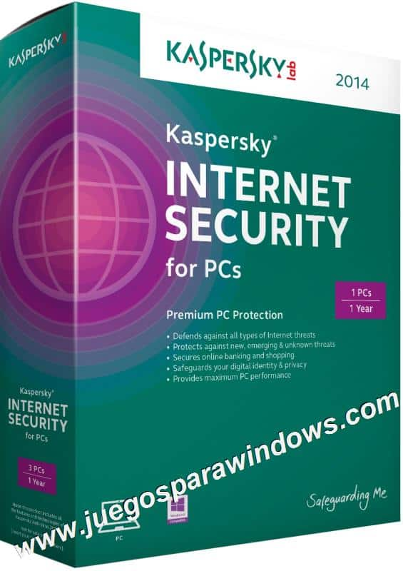 Kaspersky Internet Security 2014 ESPAÑOL Desc...