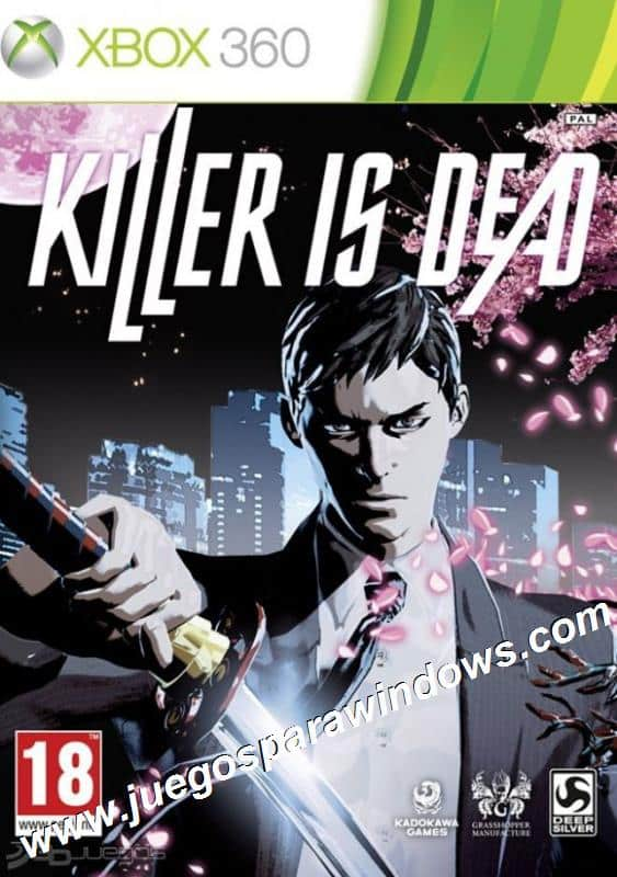 Killer Is Dead XBOX 360 ESPAÑOL Descargar