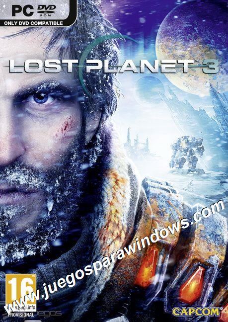 Lost Planet 3 PC ESPAÑOL Descargar Full