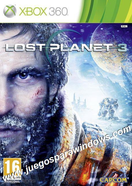 Lost Planet 3 XBOX 360 ESPAÑOL Descargar