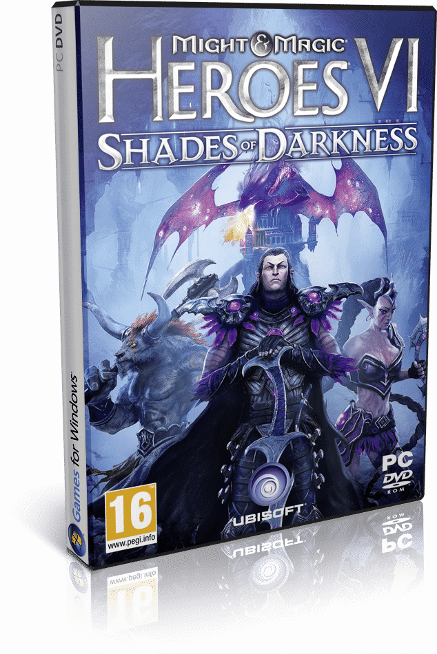 Might And Magic Heroes VI Shades Of Darkness (RELOADED)...