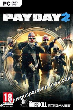 Payday 2 PC ESPAÑOL Descargar Full