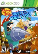 Phineas And Ferb Quest For Cool Stuff XBOX 360 Descarga...