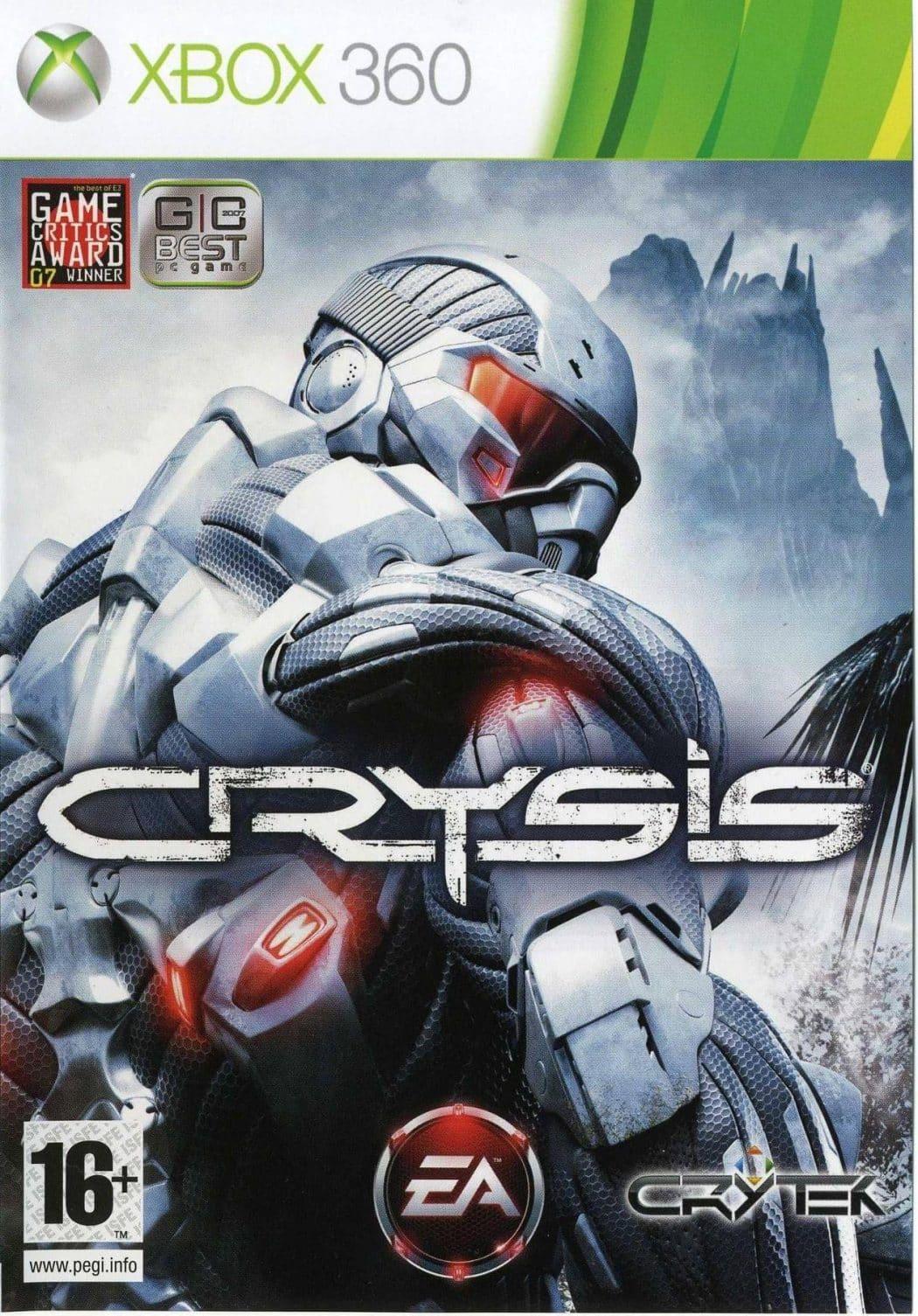 Crysis (RGH/JTAG) XBOX 360 ESPAÑOL Descargar