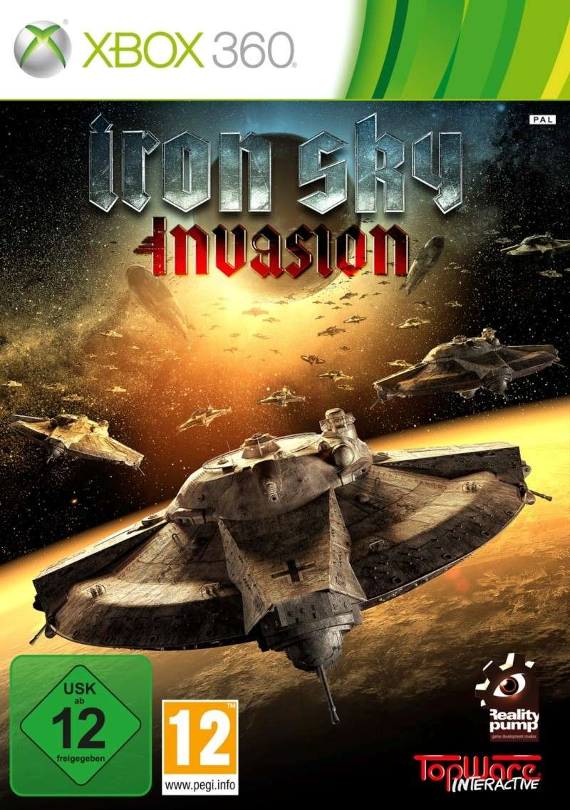 Iron Sky Invasion (Region PAL) XBOX 360 ESPAÑ...