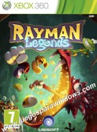 Rayman Legends XBOX 360 ESPAÑOL Descargar (Region FREE) XGD3 (iMARS)