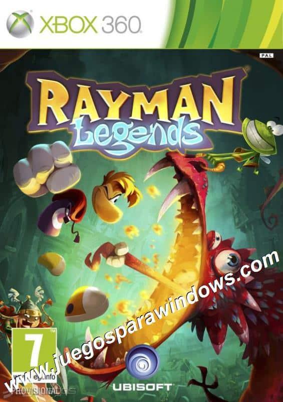 Rayman Legends XBOX 360 ESPAÑOL Descargar