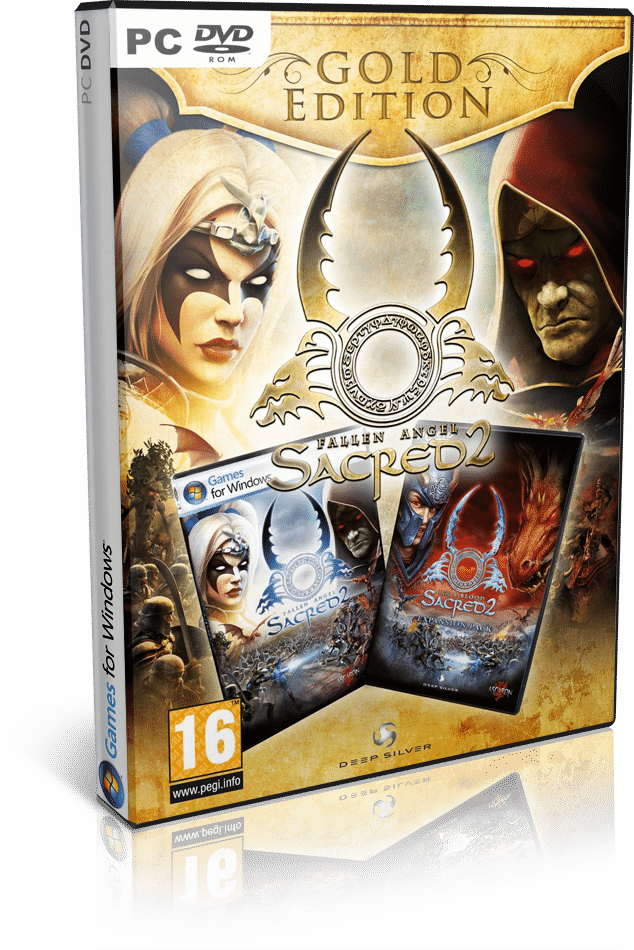 Sacred 2 Gold Edition (PROPHET) PC ESPAÑOL Descargar Fu...