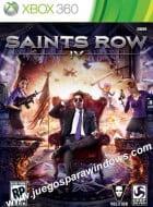 Saints Row 4 XBOX 360 ESPAÑOL Descargar (Region FREE) XGD3 (iMARS)
