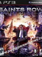 Saints Row IV PS3 ESPAÑOL Descargar (iMARS) CFW 4.46+