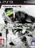 Splinter Cell Blacklist PS3 ESPAÑOL Descargar (DUPLEX) CFW 4.46+