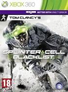 Splinter Cell Blacklist XBOX 360 ESPAÑOL Descargar (Region FREE) XGD3 (iMARS)