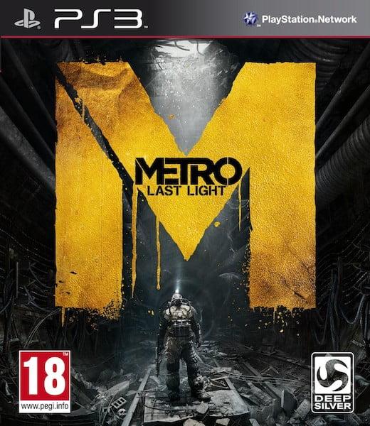 Metro Last Light (FIX EBOOT 3.41-3.55) PS3 ESPAÑOL Desc...