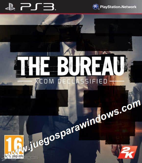 The Bureau XCOM Declassified PS3 ESPAÑOL Descargar