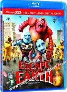 Escape from Planet Earth (2013) BDRip 720p HD ESPAÑOL Latino Descargar
